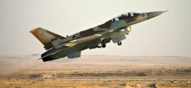 الجيش الإسرائيلي يعلن تحطم مقاتلة إسرائيلية من طراز إف 16 داخل إسرائيل بنيران سورية