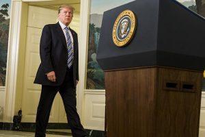 ترامب يعلن عزمه خوض انتخابات الرئاسة الأمريكية المزمع إجراؤها عام 2020