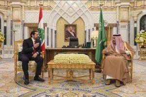 سعد الحريري يصل المملكة العربية السعودية في أول زيارة عقب أزمة تقديم استقالته