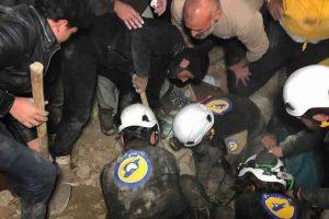 تصعيد روسي في إدلب السورية في أعقاب إسقاط مقاتلة روسية ومقتل قائدها