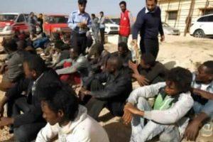 فرانس برس تكشف عن تقرير أممي سري يتهم القوات الليبية بالتورط في عمليات الإتجار بالبشر