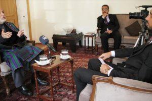 كرزاي يتهم القوات الأمريكية بالعمل على إنقسام وضعف الدولة الأفغانية بدلا من محاربة الإرهاب
