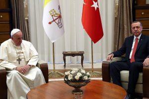 قضية القدس على رأس أولويات الرئيس التركي خلال زيارته المرتقبة إلى الفاتيكان