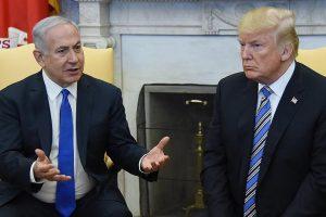 الاتفاق النووي الإيراني يسيطر على محادثات دونالد ترامب وبنيامين نتنياهو