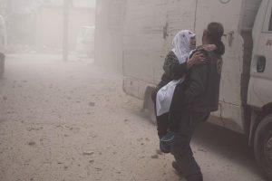 الشبكة السورية لحقوق الإنسان توثق مقتل 1389 مدنيا سوريا خلال فبراير الماضي