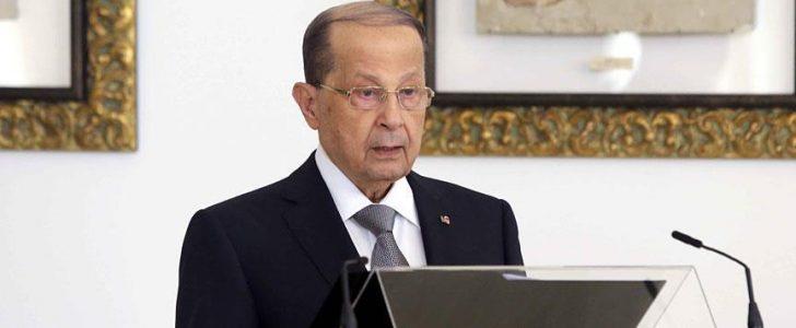 الرئيس اللبناني يلتقي بوفد من الكونجرس الأمريكي في بيروت لمناقشة عدد من القضايا