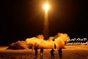 ميليشيات الحوثي تستهدف مدينة جازان بصاروخ باليستي بالتزامن مع معارك الحديدة
