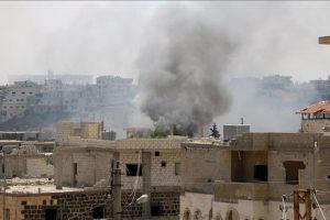 الأمم المتحدة تحذر من انهيار الأوضاع الإنسانية في درعا جراء هجمات قوات بشار الأسد