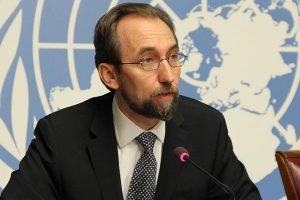 مفوض حقوق الإنسان بالأمم المتحدة يحذر من وقوع كارثة في محافظة درعا السورية