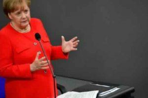 ميركل تتوقع حدوث مشادات وسجلات خلال قمة مجموعة الدول السبع المرتقبة