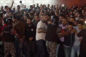 الأمن الأردني يكشف عن إلقاء القبض على عدد من الأجانب متهمين بالشغب خلال الاحتجاجات
