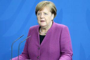المستشارة الألمانية تصف النفوذ الإيراني في الشرق الأوسط بالمثير للقلق
