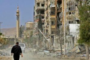 لجنة تحقيق أممية تعلن ارتكاب قوات بشار الأسد جرائم ضد الإنسانية في الغوطة الشرقية