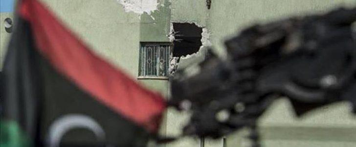 قوات اللواء الليبي المتقاعد خليفة حفتر تعلن سيطرتها على منطقة شيحا غرب مدينة درنة