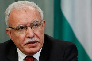 """وزير الخارجية الفلسطيني يصف قطاع غزة المحاصر بأنه """"أكبر سجن مفتوح بالعالم"""""""