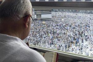 المملكة العربية السعودية تعلن عن أعداد حجاج بيت الله الحرام خلال موسم الحج وموقف حجاج قطر