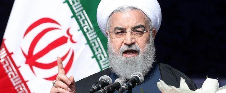 روحاني يطالب الدول الأوروبية بالإقدام على خطوات عملية للحفاظ على الاتفاق النووي