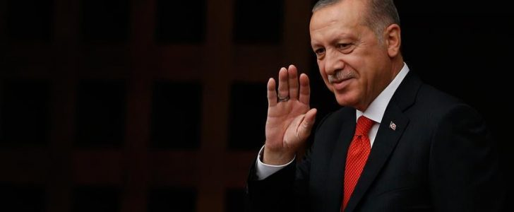 رؤساء دول وحكومات وبرلمانات يشاركون في مراسم تنصيب الرئيس التركي رجب طيب أردوغان