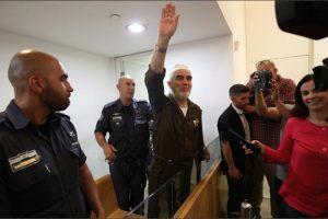 آلاف الفلسطينيين يحتشدون في بلدة كفر كنا ابتهاجا بالإفراج عن الشيخ رائد صلاح