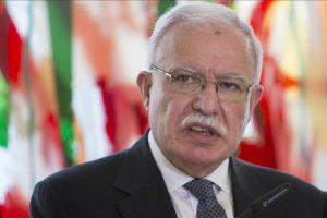 وزير الخارجية الفلسطيني يعرب عن تطلعه لدعم أفريقي في مواجهة الاحتلال الإسرائيلي