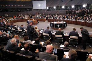 العاصمة البلجيكية بروكسل تستضيف قمة زعماء الدول الأعضاء في حلف الناتو