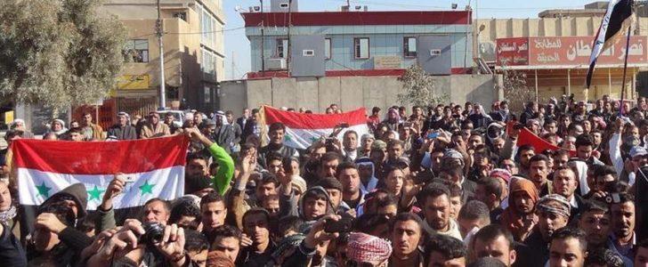 مقتل متظاهر وإصابة 67 آخرين في الاحتجاجات العراقية التي تشهدها المحافظات الجنوبية