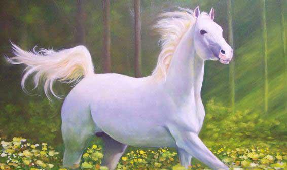 تفسير حلم الحصان في المنام