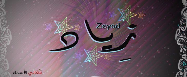 معنى اسم زياد في القاموس وصفات صاحبه وهل تسمية زياد حلال أم حرام
