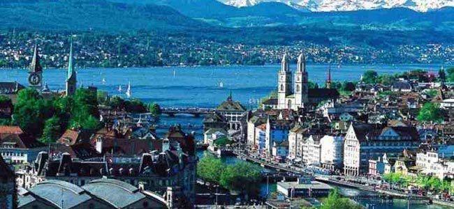 رحلة إلى سويسرا بأقل التكاليف