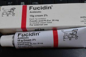 مرهم فيوسيدين Fucidin لعلاج الامراض الجلدية والتناسلية