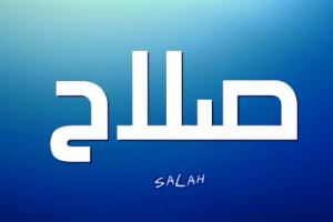 معنى اسم صلاح في اللغة العربية