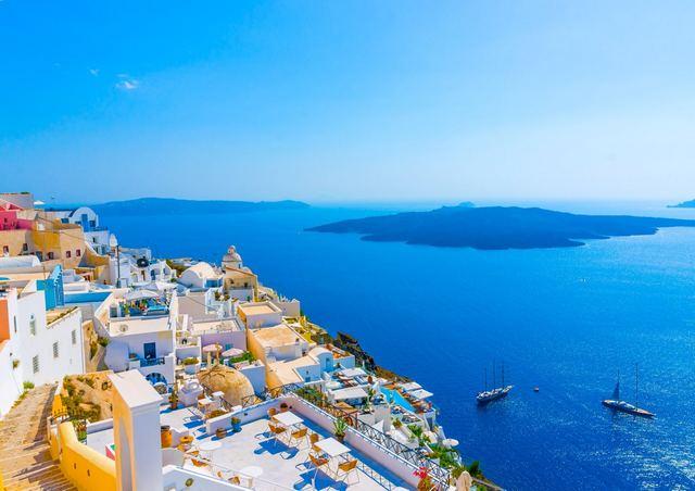 أفضل الأماكن للزيارة في اليونان