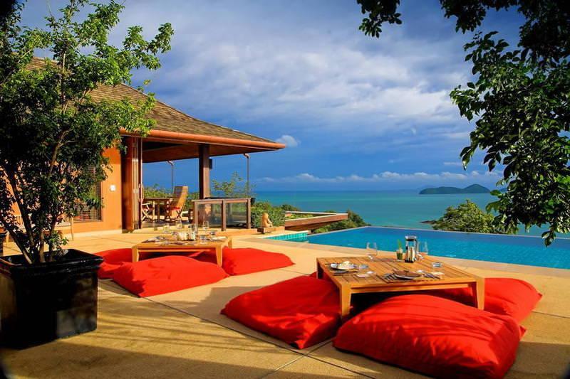 اشهر الفنادق في تايلاند