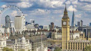 السكن في لندن
