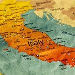 المسافات بين المدن الإيطالية