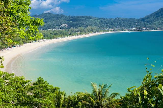 تعرف على اشهر الشواطئ الموجودة في تايلاند