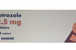 دواء ليتروزول Letrozole 2.5mg لعلاج سرطان الثدي
