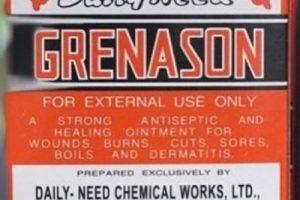دواعي استعمال مرهم جريناسون Grenason