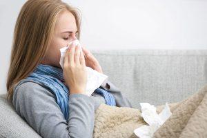 الانفلونزا | اعراض وعلاج الأنفلونزا للصغار والكبار