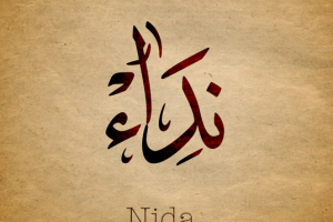 معنى اسم نداء في اللغة العربية