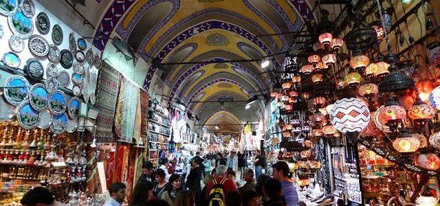 أشهر أسواق أسطنبول