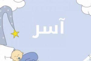معنى اسم آسر في اللغة العربية