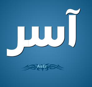معنى اسم آسر