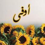 معنى اسم أوفى في اللغة العربية