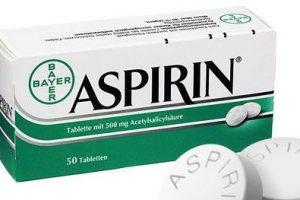 أسبرين Aspirin اثاره الجانبية واستخداماته
