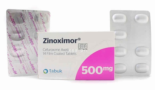 دواعي وموانع استخدام زينوكسيمور Zinoximor