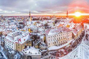 السياحة في جمهورية إستونيا