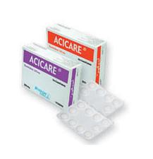 أسيكير لعلاج الحموضة وقرحة المعدة Acicare