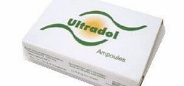 ألترادول مسكن للألم ومضاد للالتهابات (Ultradol)