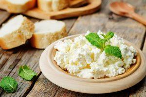 الجبنة القريش مكوناتها وطريقة صناعتها
